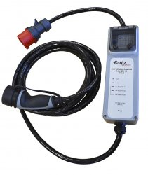 Ratio Electric Trojfázové mobilné nabíjačky TYP 2