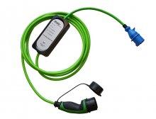 Ratio Electric Jednofázové mobilné nabíjačky TYP 2